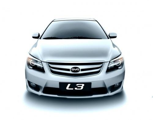 比亚迪l3清晰实拍图曝光 北京车展亮相