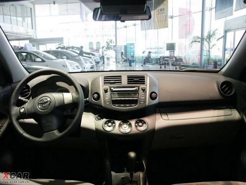 [河北]丰田rav4自动挡有现车 全系优惠8000元