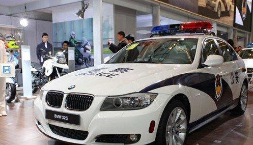 X5警车牌子最新款式 风火轮警车怎么样好的