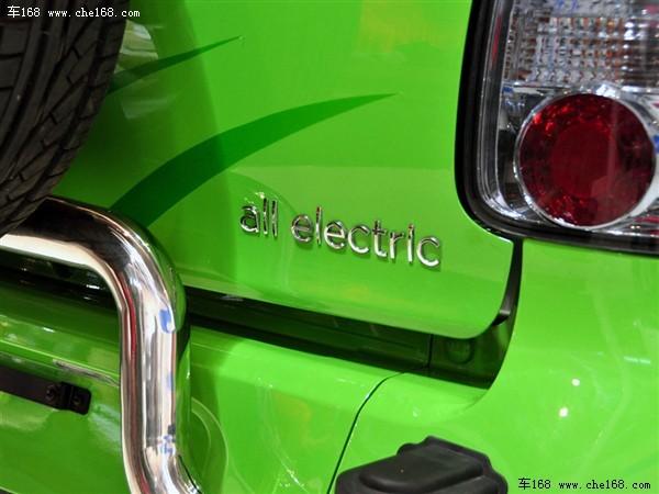 绿色 小精灵 双环小贵族电动版图解图片
