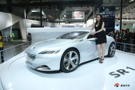 合资汽车品牌 重磅出击2010北京国际车展高清图片