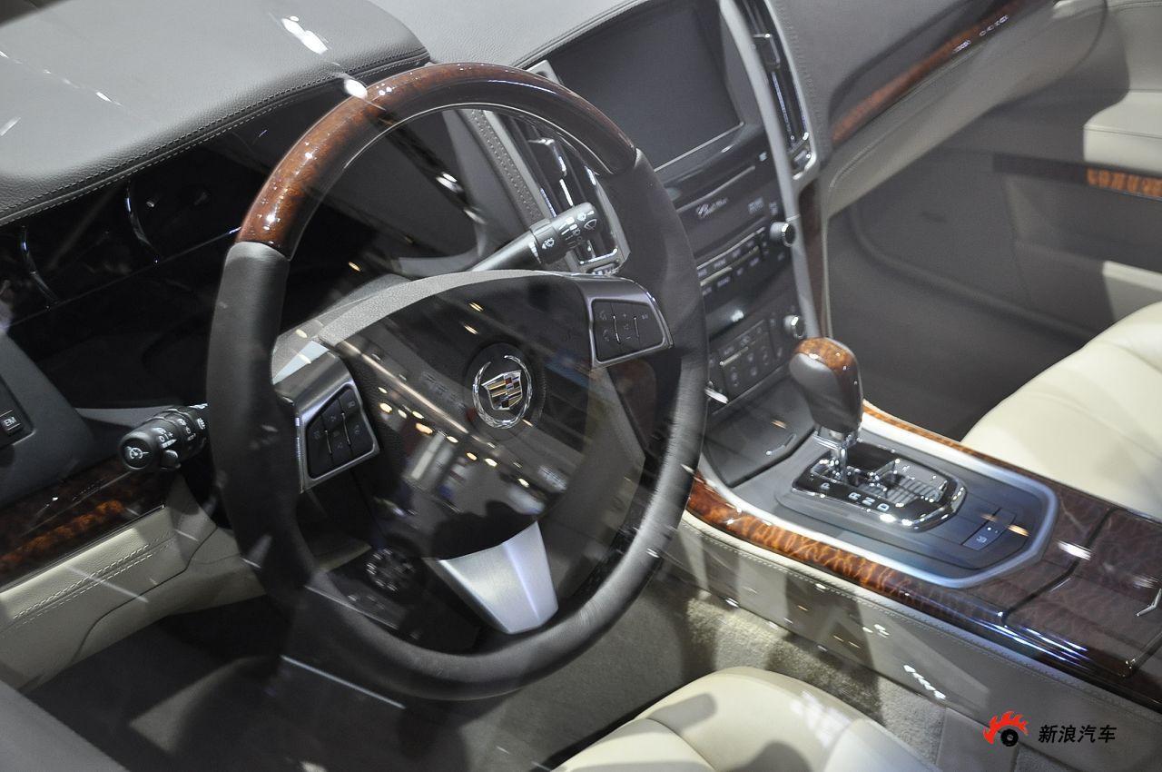 凯迪拉克新赛威车型颜色不全 优惠不明朗高清图片