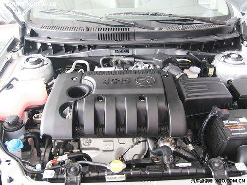 目前和悦搭载的4g15发动机