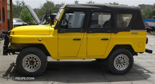 车主故事——我的jeep情节
