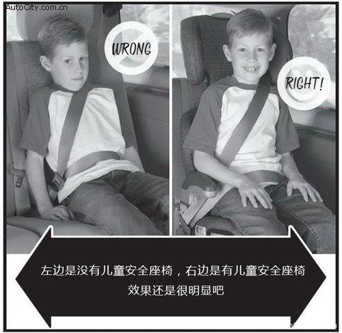 儿童安全座椅选购,安装及使用指南