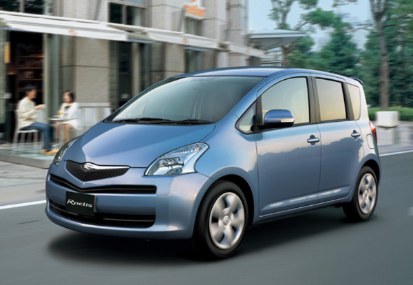 丰田每年将向富士重工供应1万辆微型车