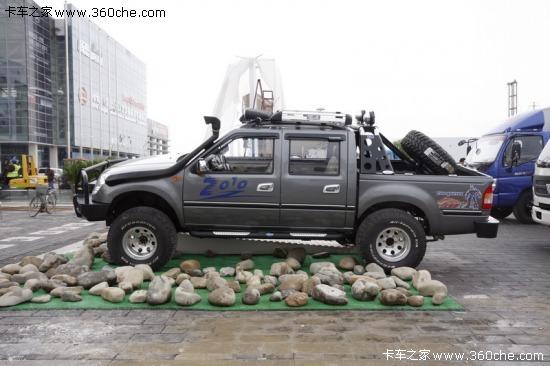 并首先将其应用于福田萨普新皮卡车型