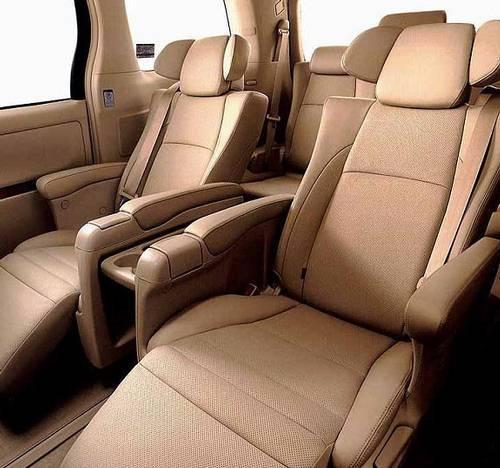 全新丰田MPV车型阿尔法将极有可能于10月上市高清图片