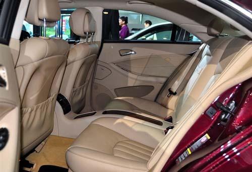 奔驰轿跑车cls300 cls350现车销售 高清图片