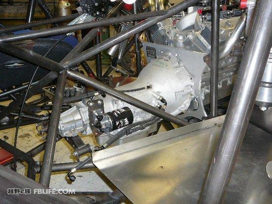 赛车车身结构解析