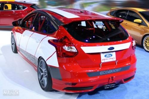 福特福克斯两厢st_2012年上市 新福克斯ST将搭载2.0T动力_汽车_凤凰网
