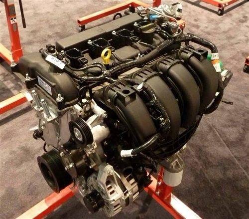 福特推出新款2.0l自然吸气发动机