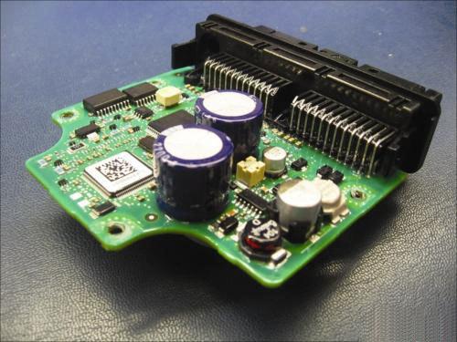 天合研发第二代安全气囊电子控制单元