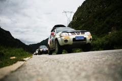 2012郑州日产车主大会川藏线:抵达拉萨