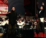 音乐家与乐团指挥磨合