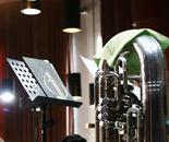 排练现场音乐元素表现