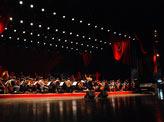 乐队与国家大剧院融为一体
