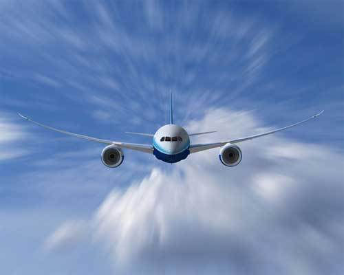 组图:波音787