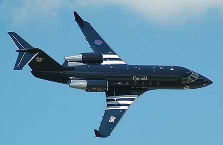 庞巴迪挑战者系列飞机(2)