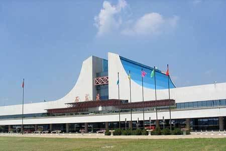 石家庄正定机场