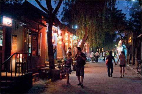 [转载]北京城最美的小巷子 - 小草 -  高山流水