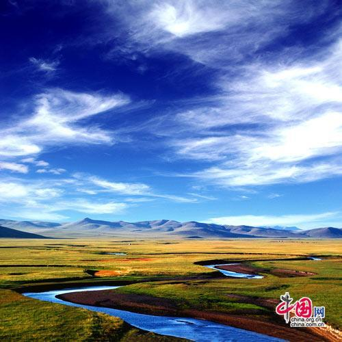 [转载]中国最美的、令人惊叹的六大草原 - 小草 -  高山流水