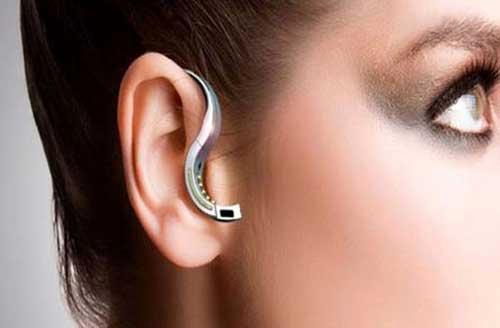 戒指变型时尚蓝牙耳机