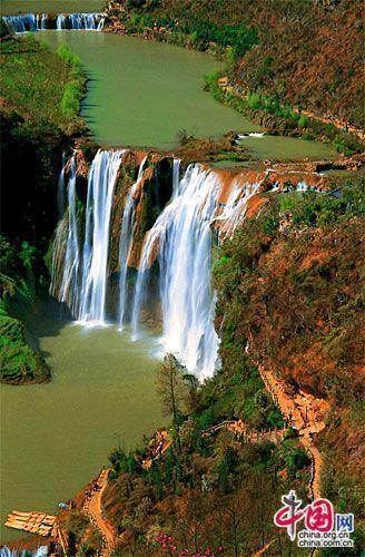 中国最美最壮观的十大瀑布\(组图\)\(4\)