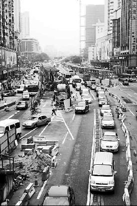 广州市委书记朱小丹就交通拥堵向市民道歉