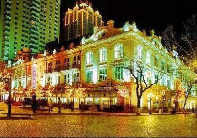 吃喝玩乐一站地 细数中国十大最著名购物街\(10\)