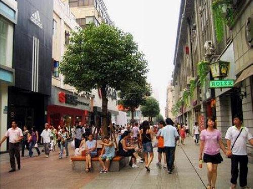 吃喝玩乐一站地 细数中国十大最著名购物街\(8\)