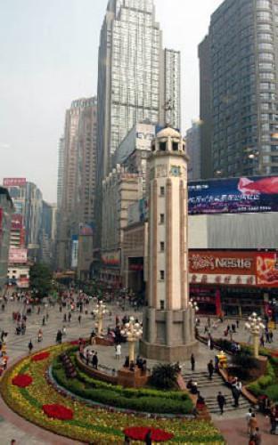 吃喝玩乐一站地 细数中国十大最著名购物街\(7\)