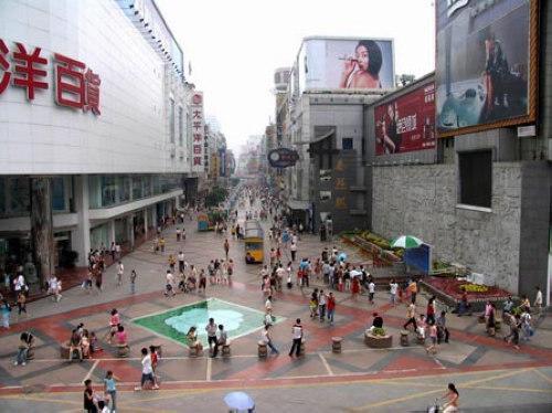吃喝玩乐一站地 细数中国十大最著名购物街\(3\)
