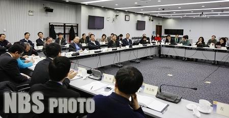 国家统计局召开专家学者统计工作座谈会