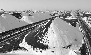 持续降雪或推涨钢价