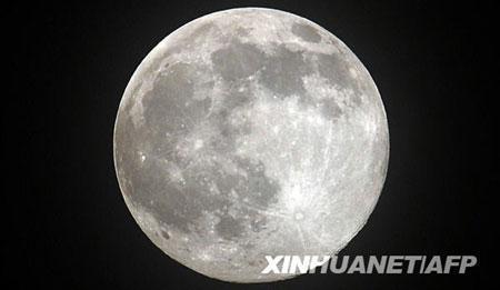 美国航天局分析撞月数据后确认月球存在水\(图\)