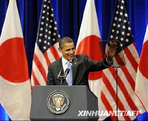 奥巴马亚洲政策演讲主调何在