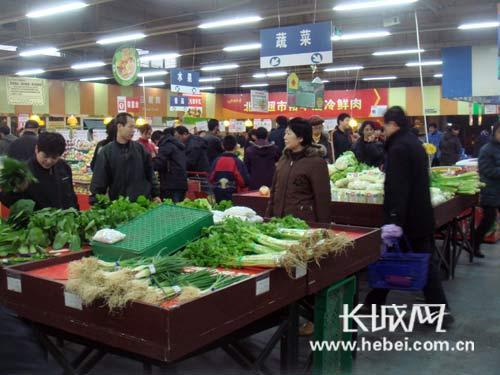 石家庄菜价居高不降 百姓呼吁政府加强调控
