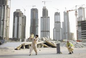 迪拜危机为过度投资敲响警钟