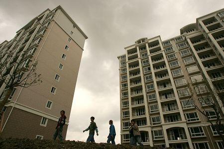 上海楼市空置率紧随房价飙升 占商品住宅空置面积60.2%