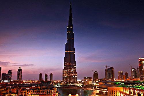 迪拜寓言:地产泡沫离我们有多远