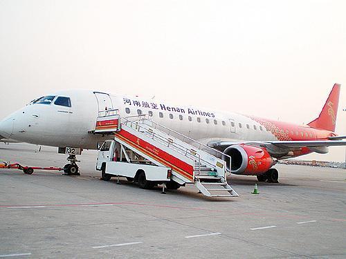 鲲鹏航空成第一家总部落户郑州的全国性支线航空公司
