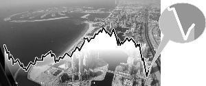 阿布扎比百亿美元救迪拜 全球股市大反转