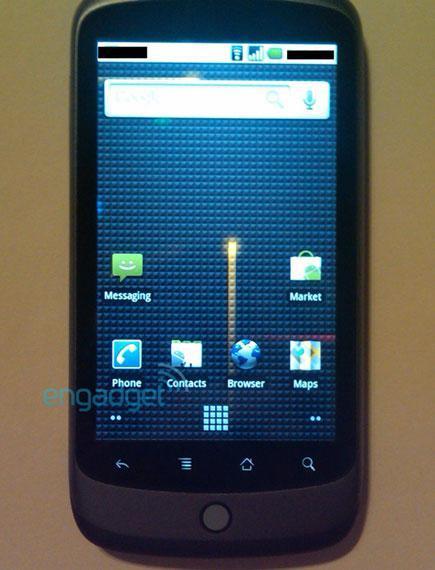消息称谷歌手机最早2010年1月5日发布
