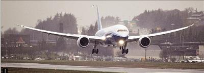 波音787成为销售最快民用机型 订单已达840架
