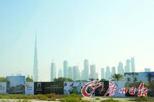 疯狂楼市绑架迪拜经济