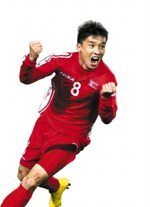 卡卡年薪是朝鲜进球功臣45万倍