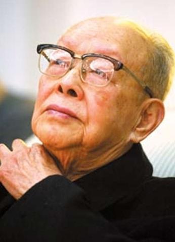汉语拼音之父周有光:中国落后惊人 没有经济奇迹
