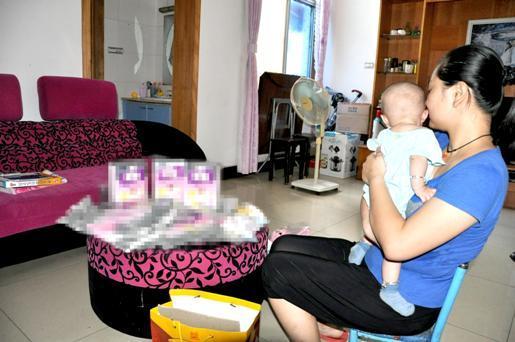 武汉三女婴食用某品牌奶粉后出现性早熟 乳房开始发育
