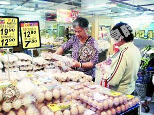 通胀冲击下 普通家庭每月伙食多开支500元